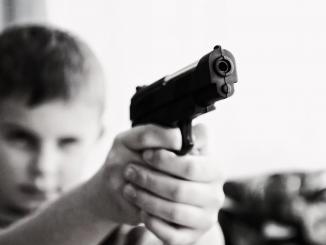coffre-fort revolver