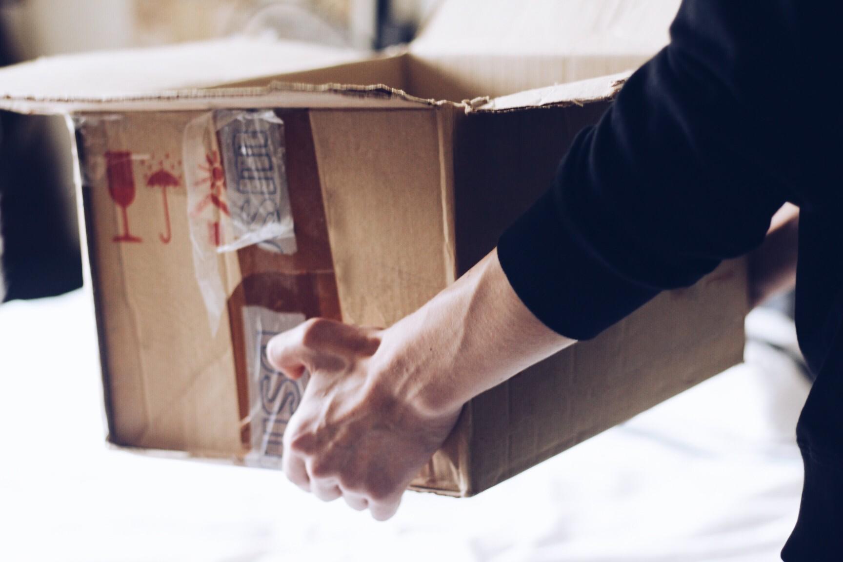 Les avantages d'avoir un box de stockage dans le cadre d'un déménagement.